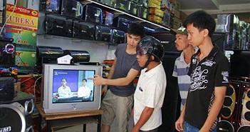 Bổ sung 3 loại đầu thu số DVB-T2 được phép lưu hành