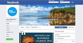 USA Today yêu cầu FBI điều tra Bot Facebook
