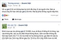 Xiaomi Việt Nam thu hồi pin dự phòng 10000mAh gen 2, được cho là gây cháy IC sạc