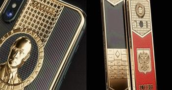Siêu điện thoại Tsar-Phone giá 691 triệu đồng dịp Tổng thống Putin nhậm chức