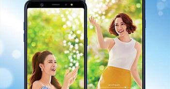 Galaxy A6 và A6+ có giá bán chính thức từ 6,99 triệu đồng, đặt trước quà hấp dẫn