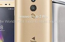 Lenovo Phab2 Pro: điện thoại Google Tango đầu tiên