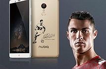 Công bố Nubia Z11 Max có chữ ký của Ronaldo