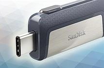 SanDisk giới thiệu USB chuẩn Type-C đảo chiều độc đáo