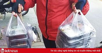 Thêm nữ shipper bị khách hàng bùng 10 suất đồ ăn