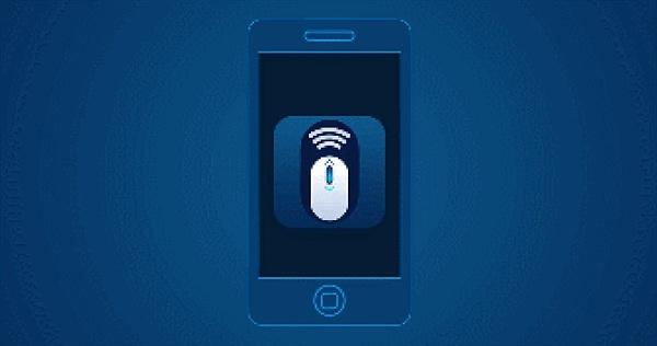 Thủ thuật biến smartphone thành chuột và bàn phím không dây cho máy tính
