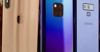 Giải mã những biểu tượng hay được in trên mặt lưng smartphone
