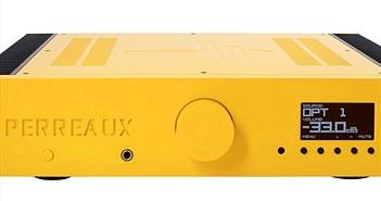 Ampli tích hợp DAC mới Perreaux 155ix/255ix – Chọn màu như chơi xe