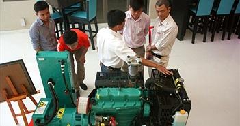 Cummins cung cấp máy phát điện cho Viettel ở Trường Sa