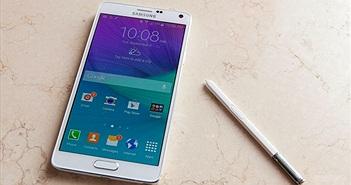 """Samsung vội ra Galaxy Note mới vì sợ """"cái bóng của iPhone"""""""