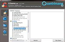 Cách xoá file lặp nhằm tiết kiệm bộ nhớ máy tính bằng CCleaner