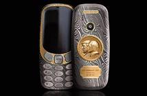 Xuất hiện Nokia 3310 chạm hình Tổng thống Trump và Putin, giá siêu đắt