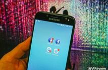 Dùng hai tài khoản Facebook, Messenger cùng lúc trên Galaxy J7 Pro