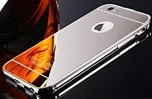 """iPhone 8 sẽ có bốn màu sắc, một màu """"bóng như gương""""?"""