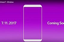 LG tung video khẳng định ra mắt LG G6 mini vào ngày 11/7