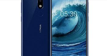 Nokia X5 giá bèo lộ ảnh, tai thỏ đẹp như iPhone X