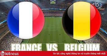 """Dự đoán kết quả tỉ số trận Bán kết Pháp vs Bỉ ngày 11/7 của """"tiên tri"""" mèo Cass"""