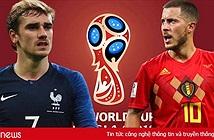 Mèo Cass tiên tri dự đoán kết quả ĐT Pháp sẽ vượt qua ĐT Bỉ để đi tiếp vào chơi chung kết World Cup 2018