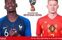 Nhận định Pháp vs Bỉ: Xem Quỷ đỏ bắt Gà trống