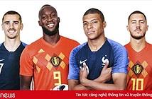 """Trận Pháp vs Bỉ: """"Nhà tiên tri"""" Molly dự đoán gà trống Pháp thua quỷ đỏ Bỉ"""