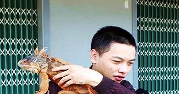 Chàng trai Việt Nam thu phục rồng Nam Mỹ