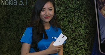 Nokia 3.1 và Nokia 2.1 chính thức về Việt Nam
