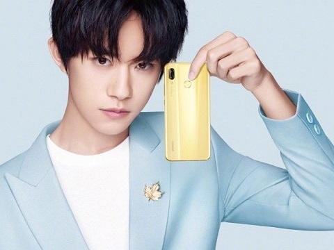 Smartphone tai thỏ Huawei Nova 3 ra mắt ngày 18/7