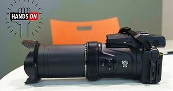 Ra mắt Nikon Coolpix P1000: máy ảnh siêu zoom 125x giá 1000 USD