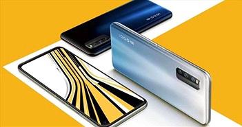 iQOO Z1x ra mắt: Màn hình 120Hz, Snapdragon 765G, giá từ 228 USD