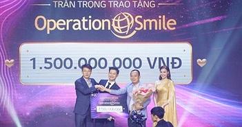 LG Việt Nam đấu giá TV OLED 8K đầu tiên trên thế giới dành tặng 1,5 tỷ cho nụ cười trẻ thơ