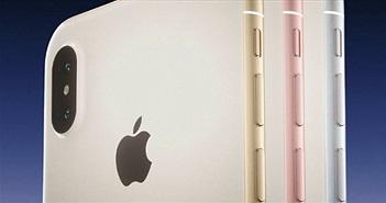 Tuyển tập concept iPhone 8 mới nhất của nhà thiết kế Martin Hajek