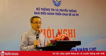 Thứ trưởng Phan Tâm: Nhân lực an toàn thông tin là vấn đề quan trọng tầm quốc gia