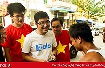 Thuê bao Zalo thứ 80 triệu là người Việt tại Mỹ