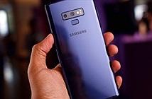 Ảnh thực tế Samsung Galaxy Note9 với bút S Pen thần thánh