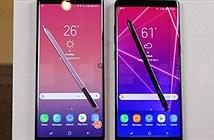 So kè Galaxy Note 9 và Note 8: Có đáng để nâng cấp?