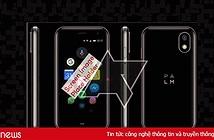 Điện thoại Palm mới: màn hình nhỏ, pin nhỏ, cấu hình lạc hậu?