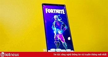 Fortnite đã có mặt trên Android nhưng không phải thiết bị nào cũng được tải về