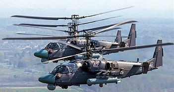Sau nâng cấp, Ka-52 vẫn không bằng 1 nửa Apache