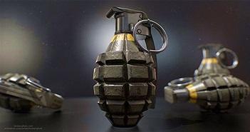 Tại sao lựu đạn xưa lại có rãnh trong khi một số loại mới lại hoàn toàn trơn bóng?