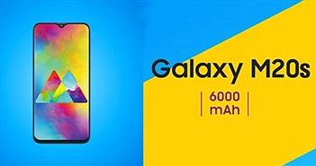 Smartphone Samsung pin 6.000mAh đang được phát triển