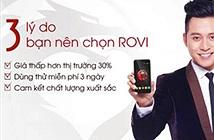 Hãng điện thoại thương hiệu Việt - Rovi bất ngờ rời thị trường, chuyển sang bán xe đạp điện