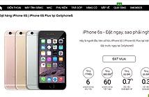 iPhone 6S về Việt Nam ngày 25.9, giá khoảng 30 triệu đồng