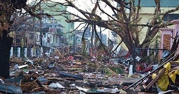 Bão tấn công vào Đông Nam Á đang ngày càng mạnh hơn