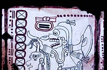 Phát hiện một trong những bút tích cổ đại nhất của người Maya