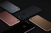 Apple không khoe doanh số iPhone 7 bán ra tuần đầu