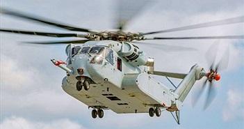 """CH-53K đối thủ  duy nhất của """"ngựa thồ"""" Mi-26T2 Nga"""