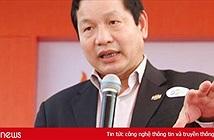 """Chủ tịch FPT Trương Gia Bình: """"Đối xử như với Uber thì ai muốn đầu tư vào Việt Nam nữa"""""""