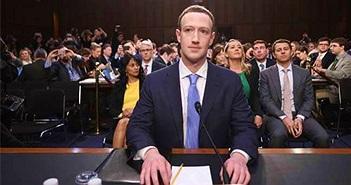 """Mark Zuckerberg hứa sẽ """"gột rửa"""" Facebook trong sạch hơn"""
