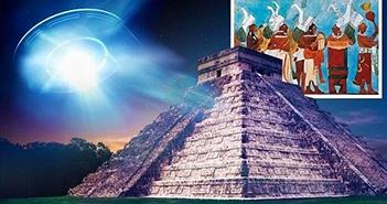 Vị Thần ngoài hành tinh từng thăm nền văn minh Maya sắp tới Trái đất?