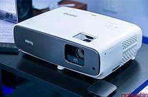 BenQ ra mắt hai mẫu máy chiếu 4K UHD, tích hợp công nghệ Cinematic Color giá từ 60 triệu